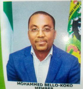 Mohammed Bello Koko- The man who wants Hadiza Bala Usman's job? – Shipping  World News Magazine
